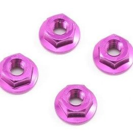 175RC 175RC Serrated Wheel Nuts Pink