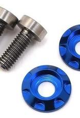 175RC 175RC Titanium Motor Screws High Load Blue