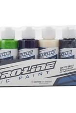 Pro-Line Pro-Line RC Body Airbrush Paint Secondary Color Set (6)