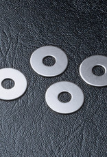 MST Wheel hub spacer 0.5 (SILVER) (4)