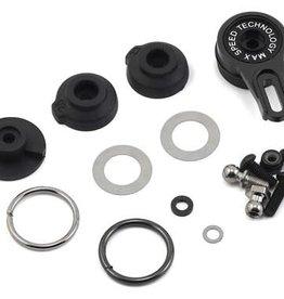 MST MST Aluminum 8-Point Adjustable Servo Saver (BLACK)