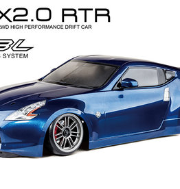 MST 533711B RMX 2.0 RTR 370Z(BLUE) (brushless)
