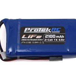 Protek RC ProTek RC LiFe Futaba Transmitter Battery Pack (3PV/4PK/4PLS/4PX/4PV/7PX)