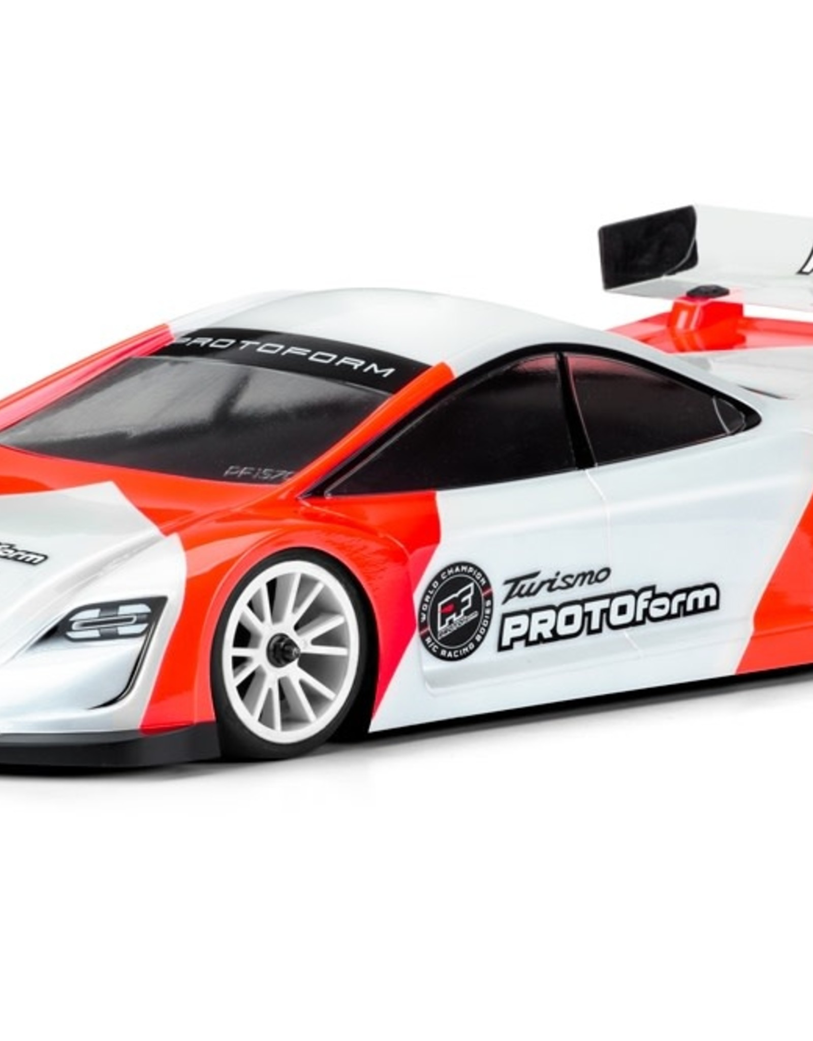 Protoform Protoform Turismo Light Weight Clear Body for 190mm TC