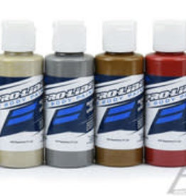 Pro-Line RC Body Paint Military Set (6 Pack)