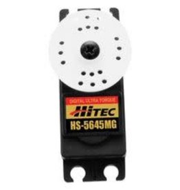 Hitec HS-5645MG Digital High Torque Metal Gear Servo .18sec/168oz @6.0v