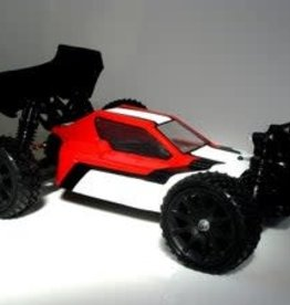 Phat Bodies Phat Bodies 'TURBO' for Losi Mini-8IGHT Associated 14B Schumacher LC Racing EMB-1