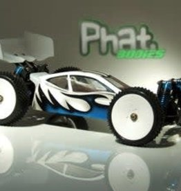Phat Bodies Phat Bodies 'BOLT' for Losi Mini-8ight Associated Reflex 14B Schumacher LC Racing EMB-1