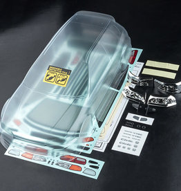 MST MST HONDA CIVIC EG6 body (clear)