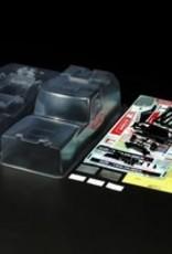 Tamiya RC Clear Body Set for Buggyra Fat Fox Racing Truck TAM51613