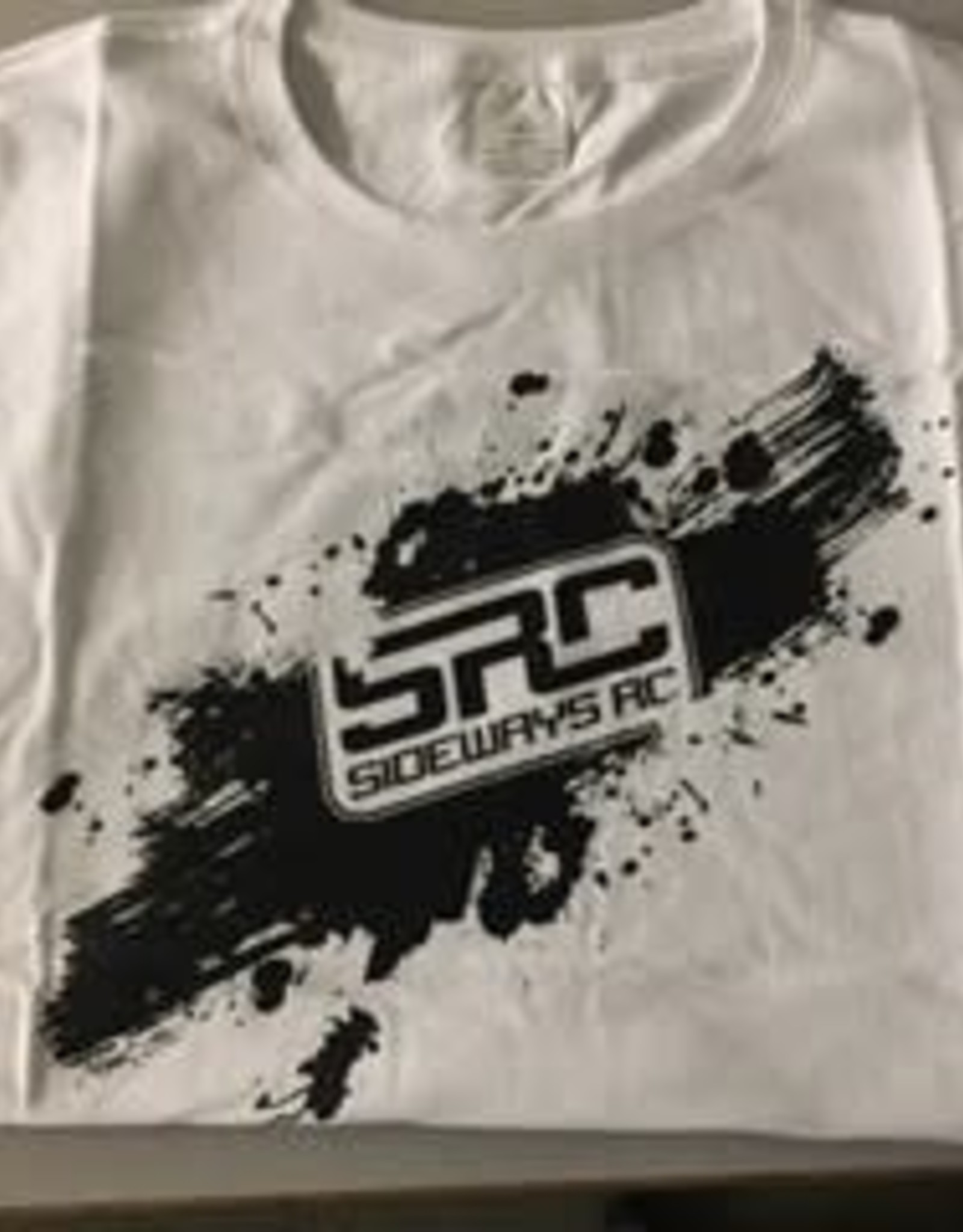 SRC SRCTWXL SRC T Shirt White Xtra Large