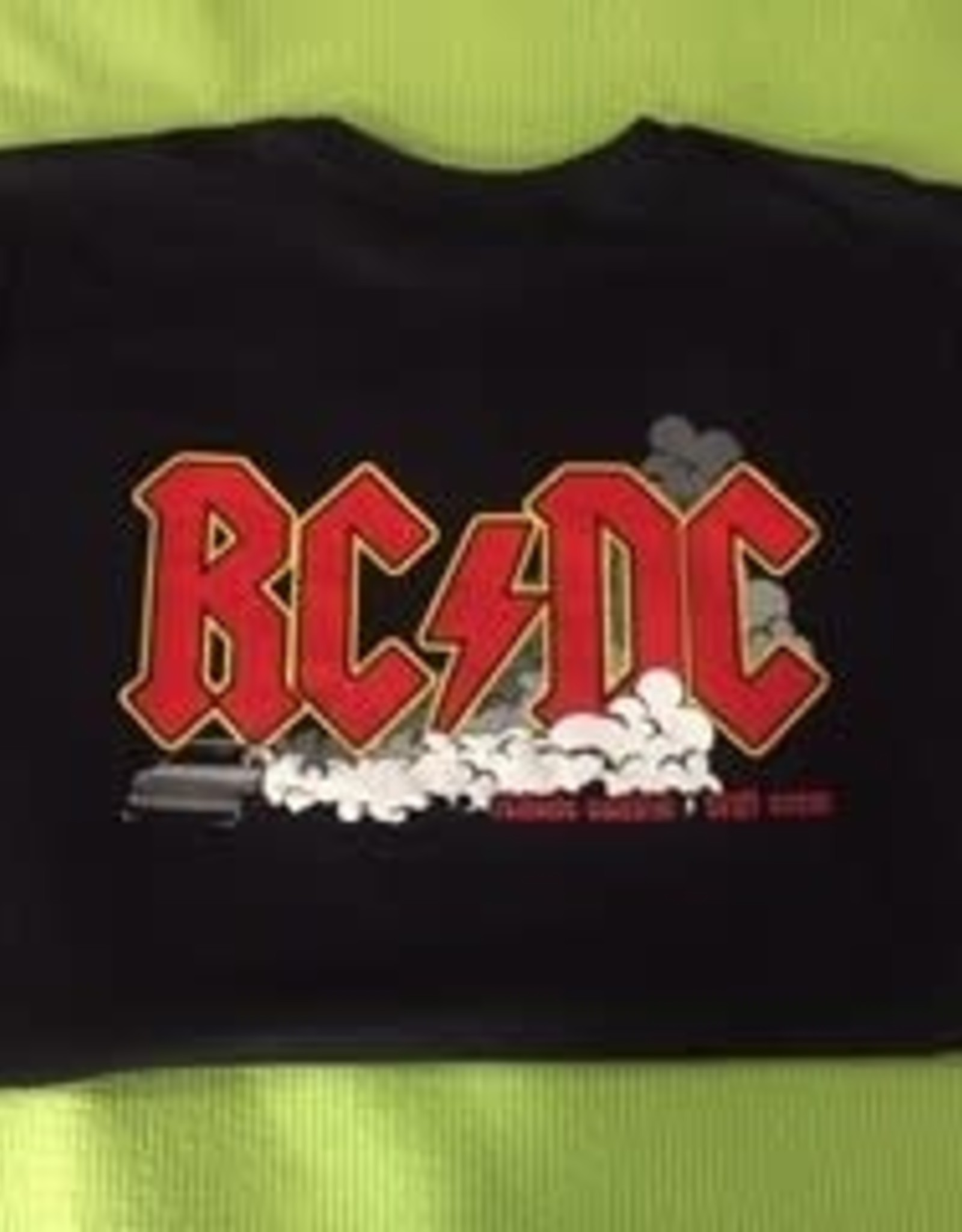 T-shirt RCDC Black