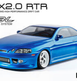 MST 533707B RMX 2.0 RTR JZ3(blue) (brushless)