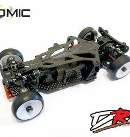 Atomic DRZ RWD Drift Chasssis Kit (No Electronic)