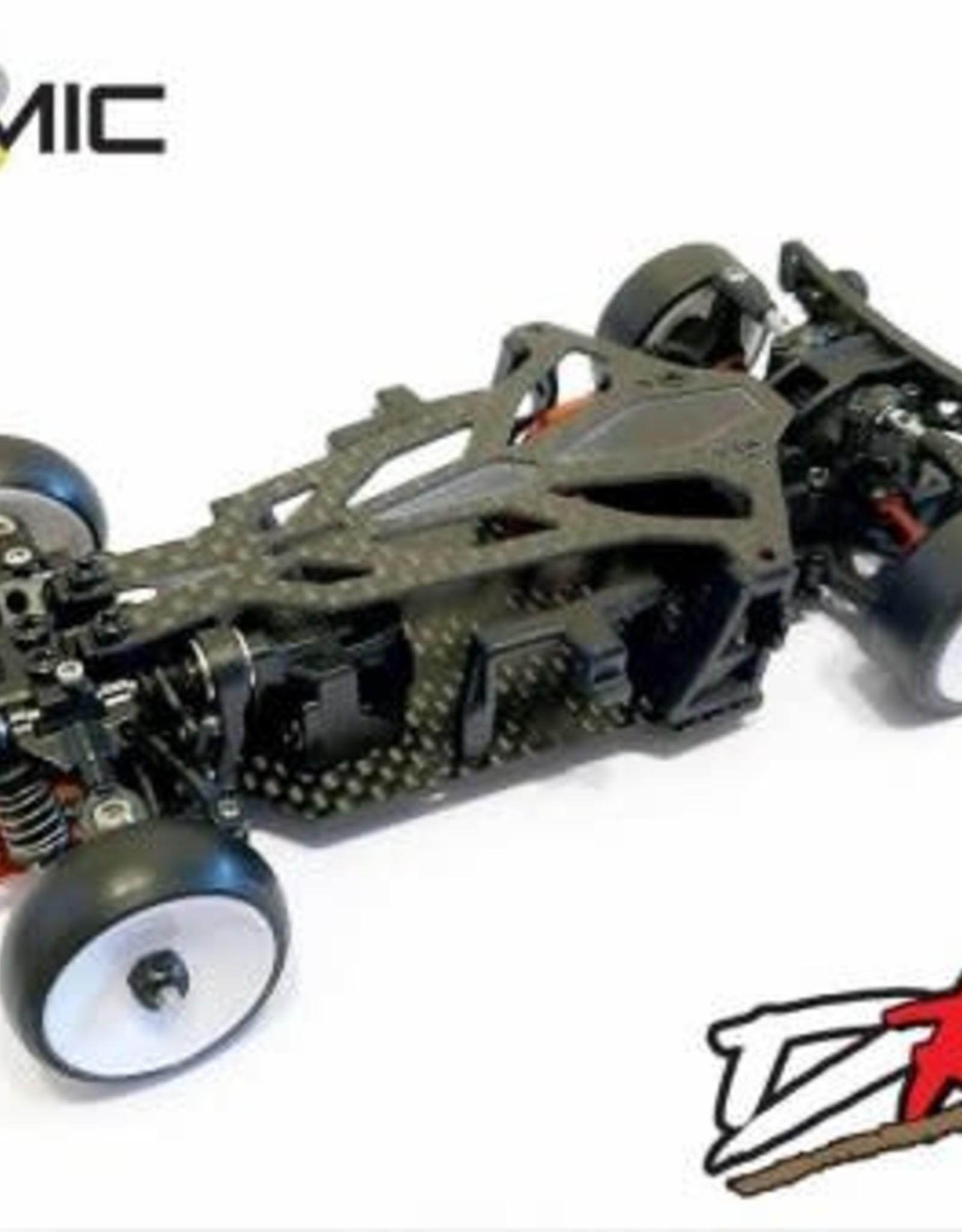 Atomic DRZ RWD Drift combo (w/Gyro, Servo, ESC)