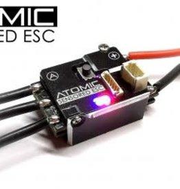 Atomic Atomic Mini Sensored ESC (24A)
