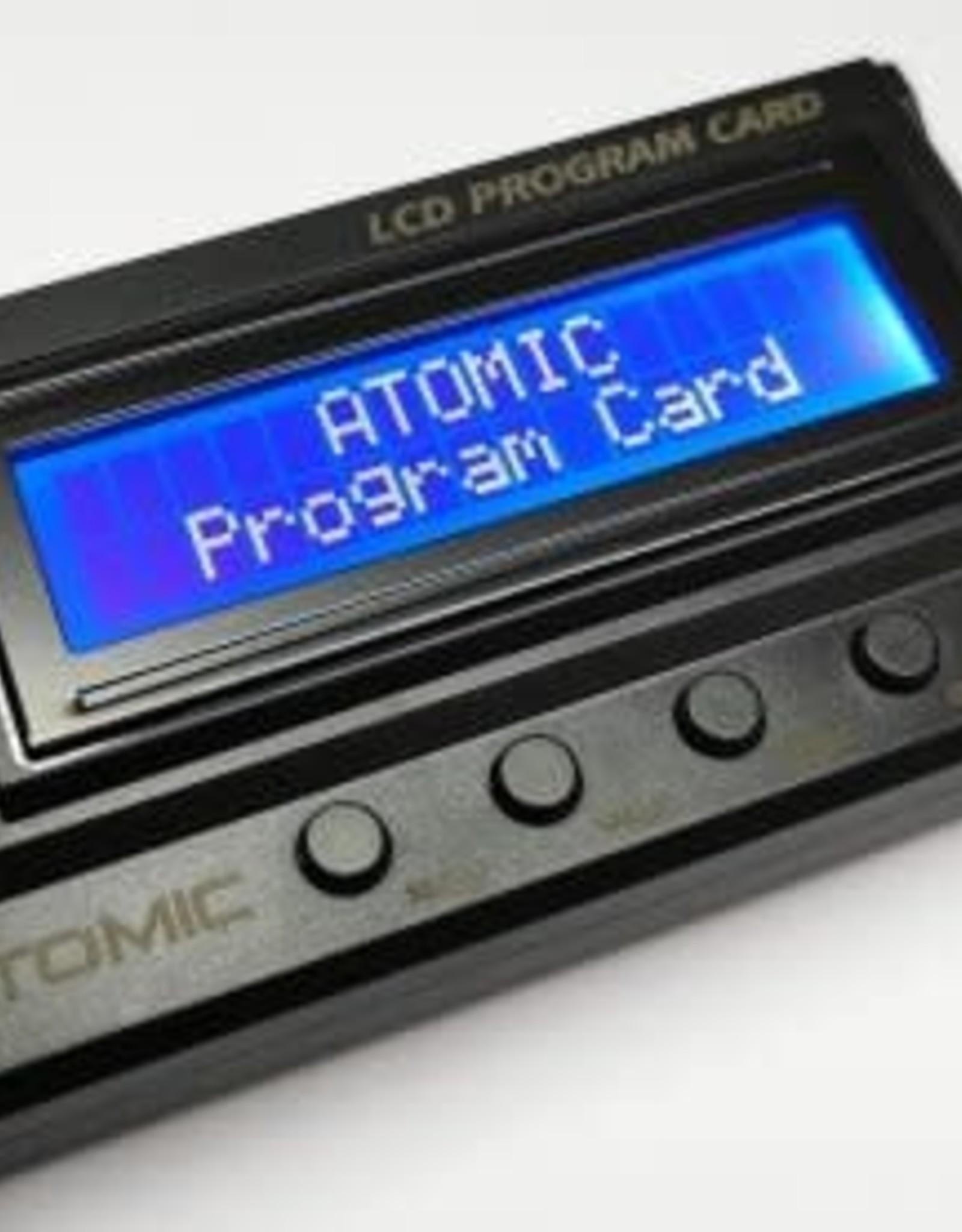 Atomic LCD Program Box for Sensored ESC