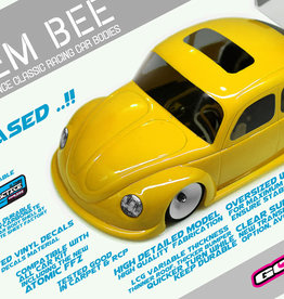 PN Racing Golem Bee Mini-Z 0.5 mm Race Lexan Body Kit (98mm W/B)