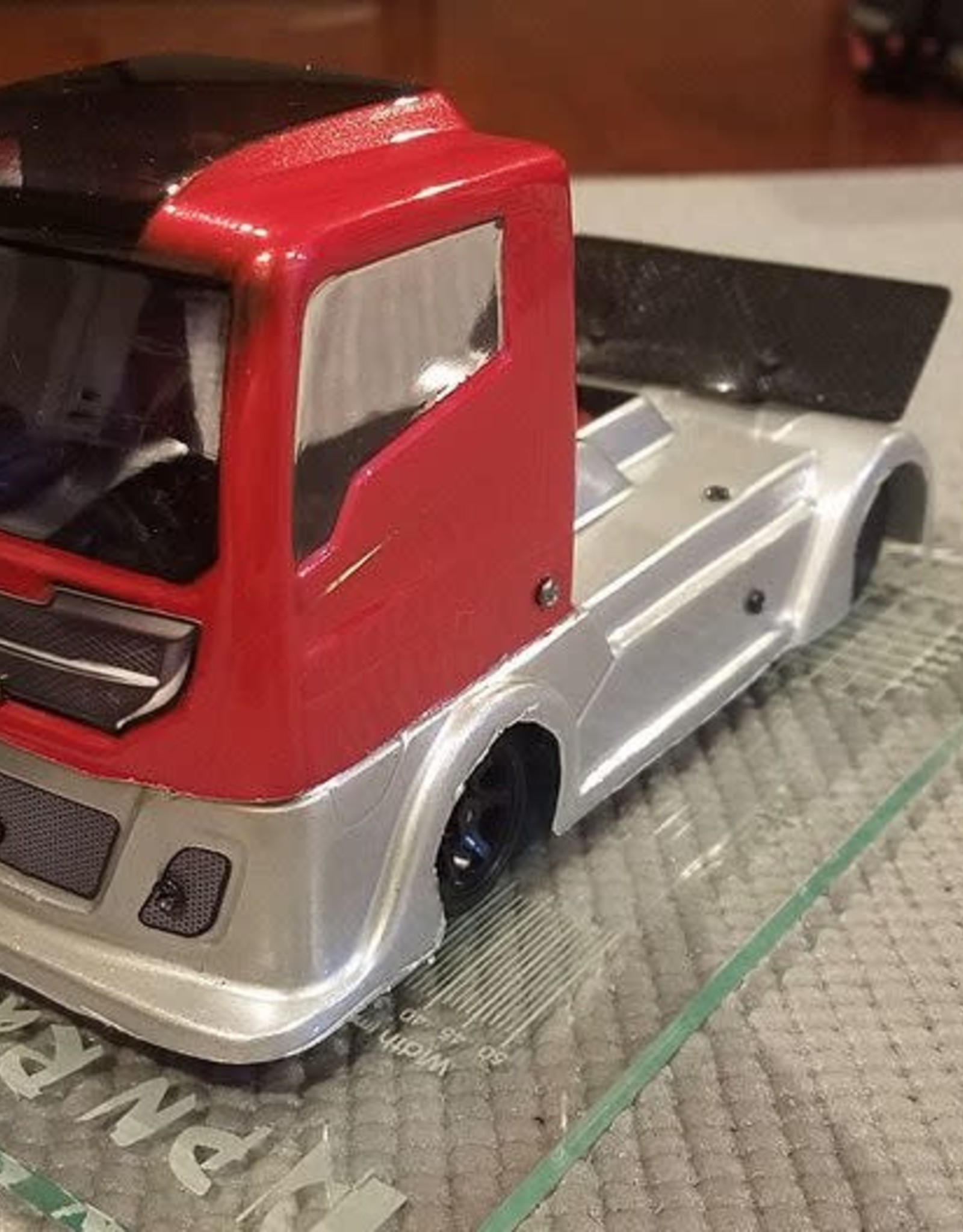 PN Racing Golem Mini-Z Truck Lexan Body Kit (98mm W/B)