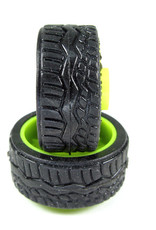 PN Racing PN Racing Mini-Z KS Compound RCP Type-F Rear Tire MEDIUM (2pcs)