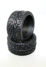 PN Racing PN Racing Mini-Z KS-M Compound RCP Radial Rear Tire SUPER SOFT (2pcs)