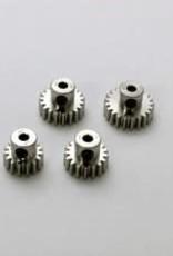 kyosho Aluminum Pinion Gear Set, Mini-Z
