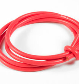 TQ Racing 13 Gauge Super Flexible Wire- Red 3'