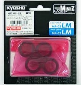 PN Racing Kyosho Mini-Z LM High Grip Rear Tire #20