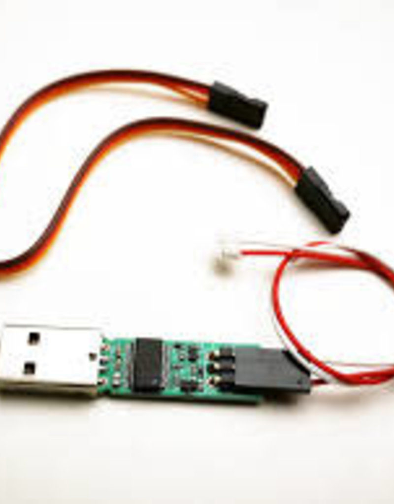 PN Racing LoCo RC USB ICS Adapter (For Kyosho ASF, MHS, EV Pro and EVO)