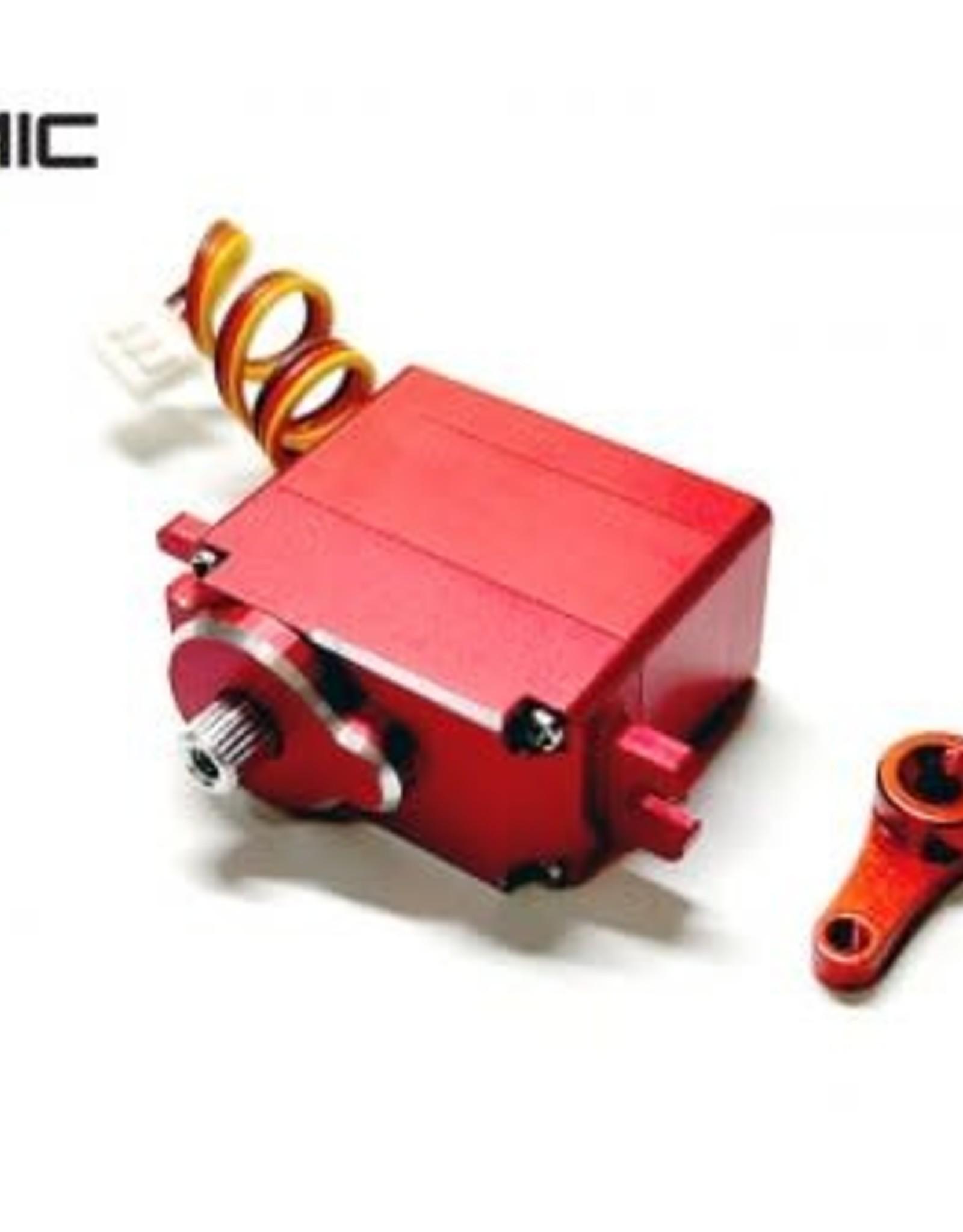 Atomic Digital MG Servo (Hi-Resolution) RED (AMZ, BZ, DRZ, SZ)