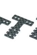 kyosho Kyosho Mini-Z MR03 MM/LM Carbon Rear Suspension Plate Set