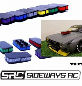 SRC SRCFTR8 V8 Style 1 Filter by SRC Orange