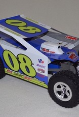 Scale Speed Mudboss Wrap - Style Rowe