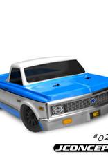 JConcepts JCO0267  1972 Chevy C10-Slash 4X4 Scalpel Speed Run Body