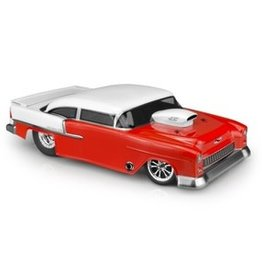 JConcepts JCO0365  1955 Chevy Bel Air, Street Eliminator Drage Race Clear Body