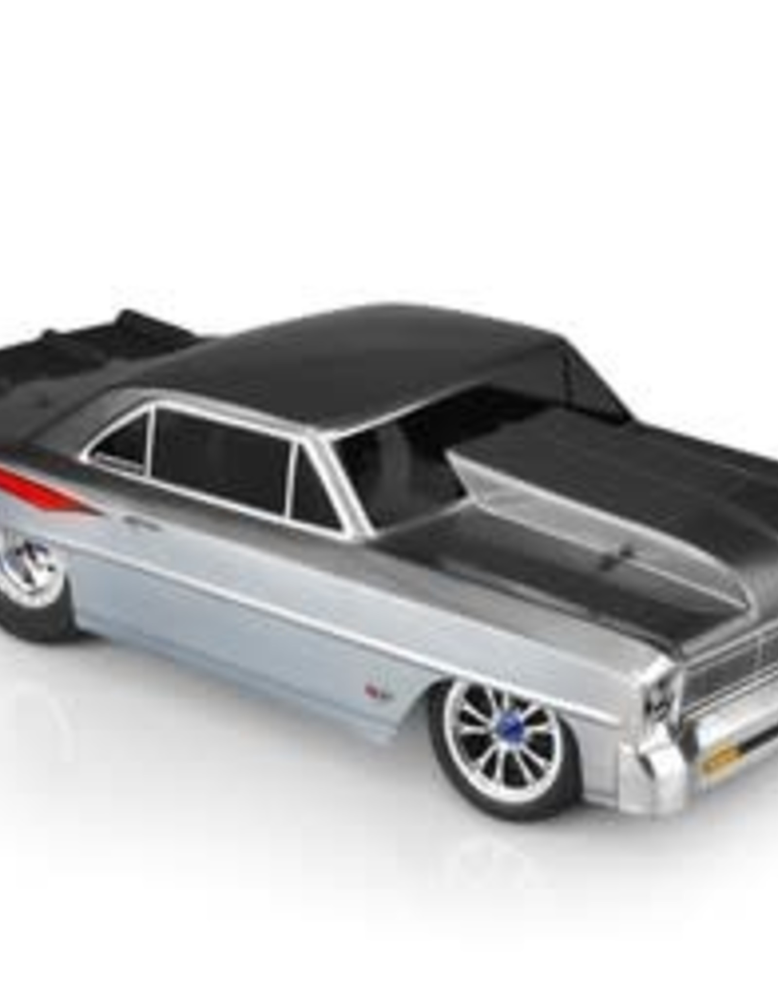 JConcepts JCO0398  1966 Chevy II Nova, 1 Piece Body