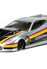 Pro-Line PRO157140  Chevrolet Corvette C7 Pro Mod Clear Body, for Slash 2WD Drag Racer