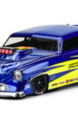 Pro-Line PRO352300  Super J Pro-Mod Clear Body for Slash 2wd Drag Car