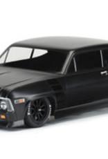 Pro-Line PRO353100  1969 Chevrolet Nova Clear Body for Slash 2wd Drag Car