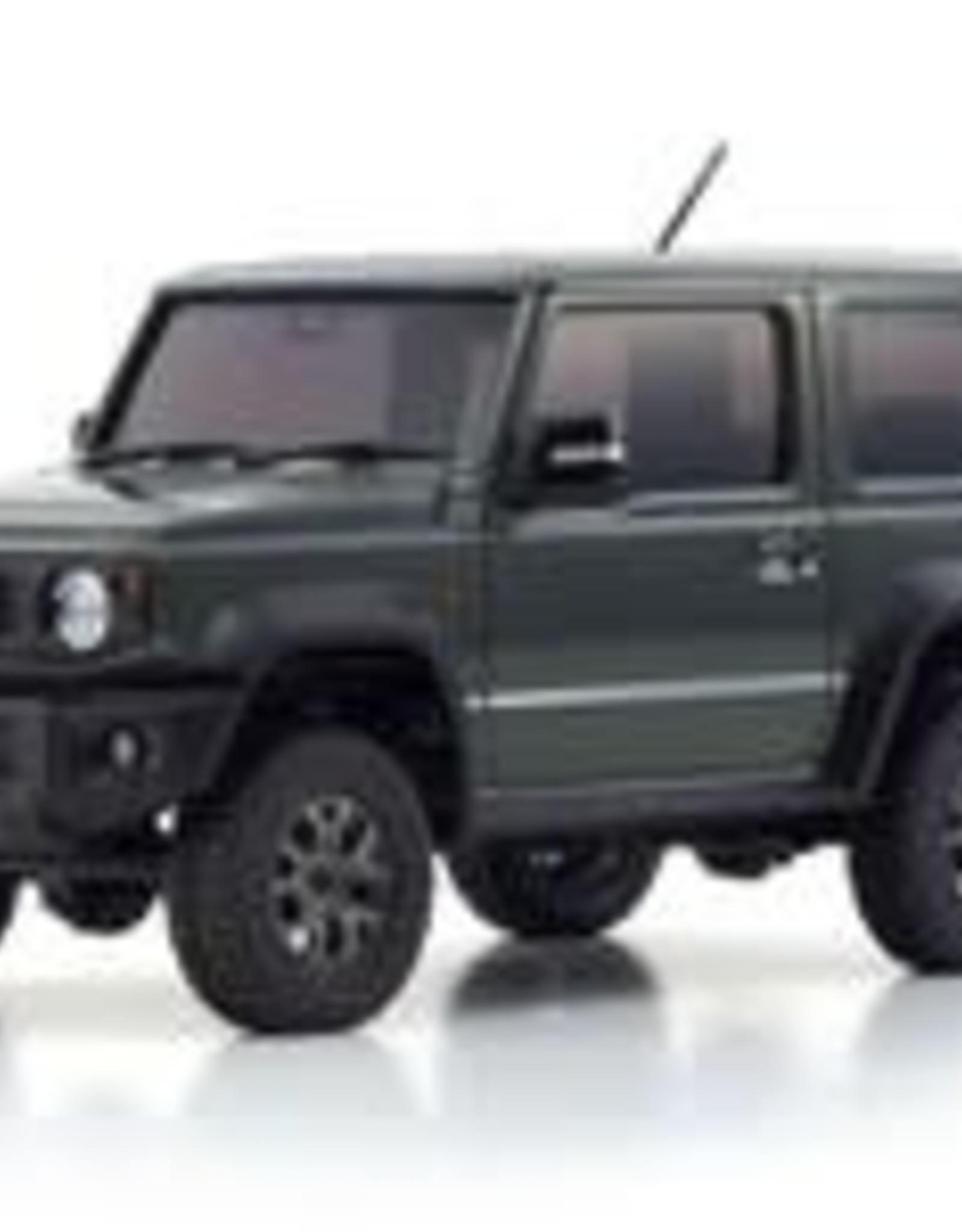 kyosho KYO32523GR  Mini-Z 4X4 Suzuki Jimny Sierra Jungle Green Ready Set