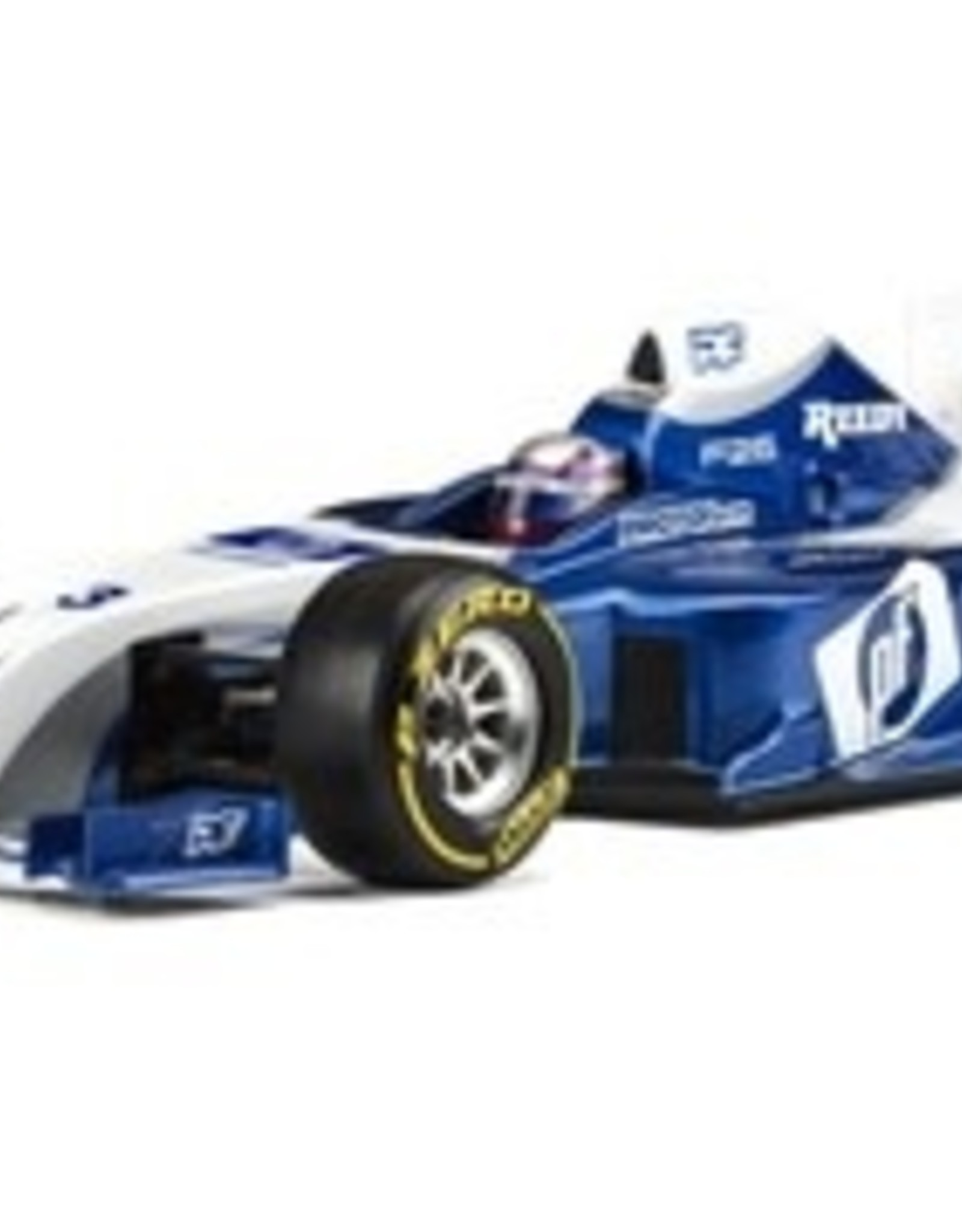Protoform PRO156122  F26 Clear Body, for 1/10 Formula 1