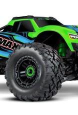 TRAXXAS MAXX  4S  - GREEN