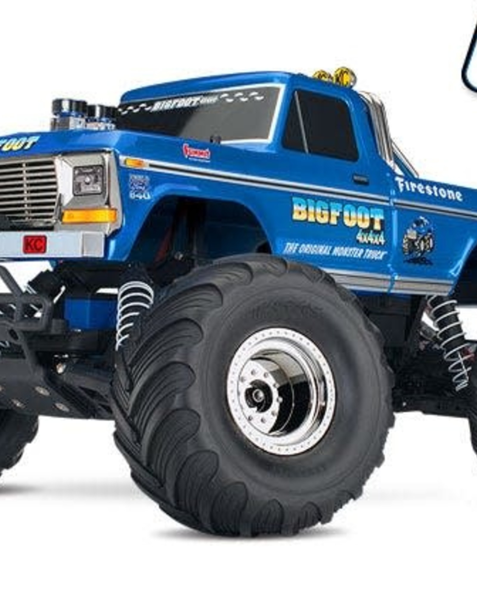 TRAXXAS Stampede BIGFOOT, CLASSIC