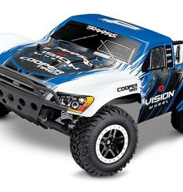 TRAXXAS SLASH RTR, KEEGAN KINCAID VSN