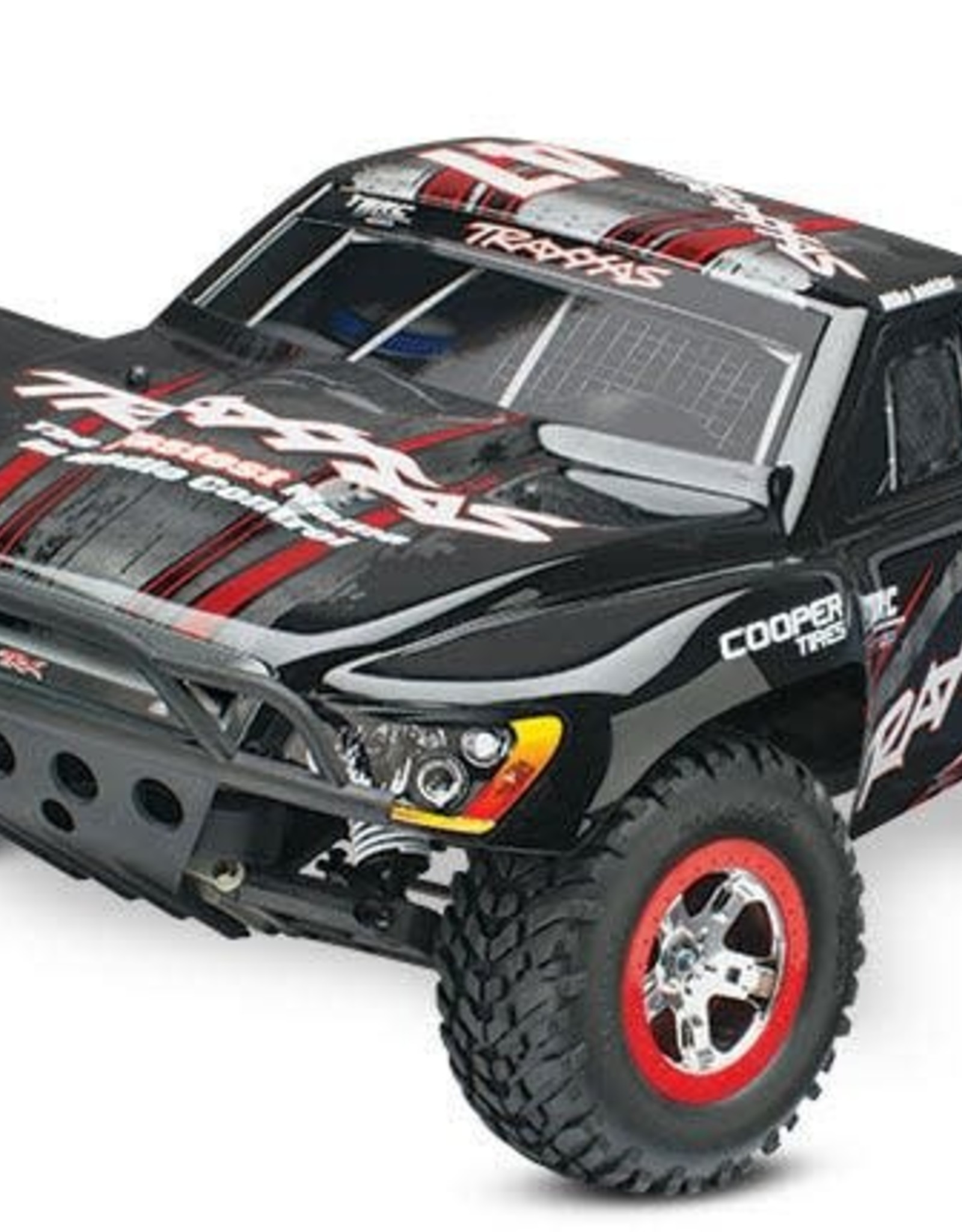 TRAXXAS SLASH VXL 2WD OBA & TSM, MARK