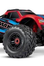 TRAXXAS MAXX WITH 4S ESC - RED