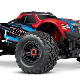 TRAXXAS MAXX WITH 4S ESC - RED