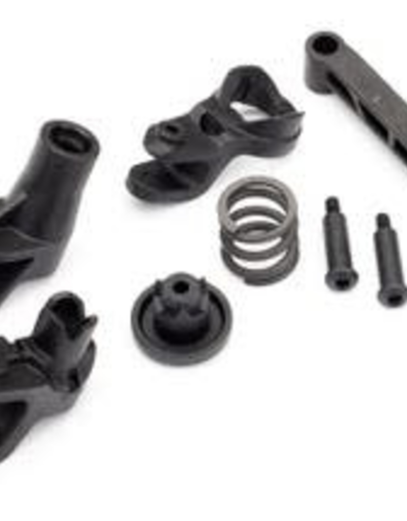 TRAXXAS STEERING BELLCRANK/SUPPRT MAXX