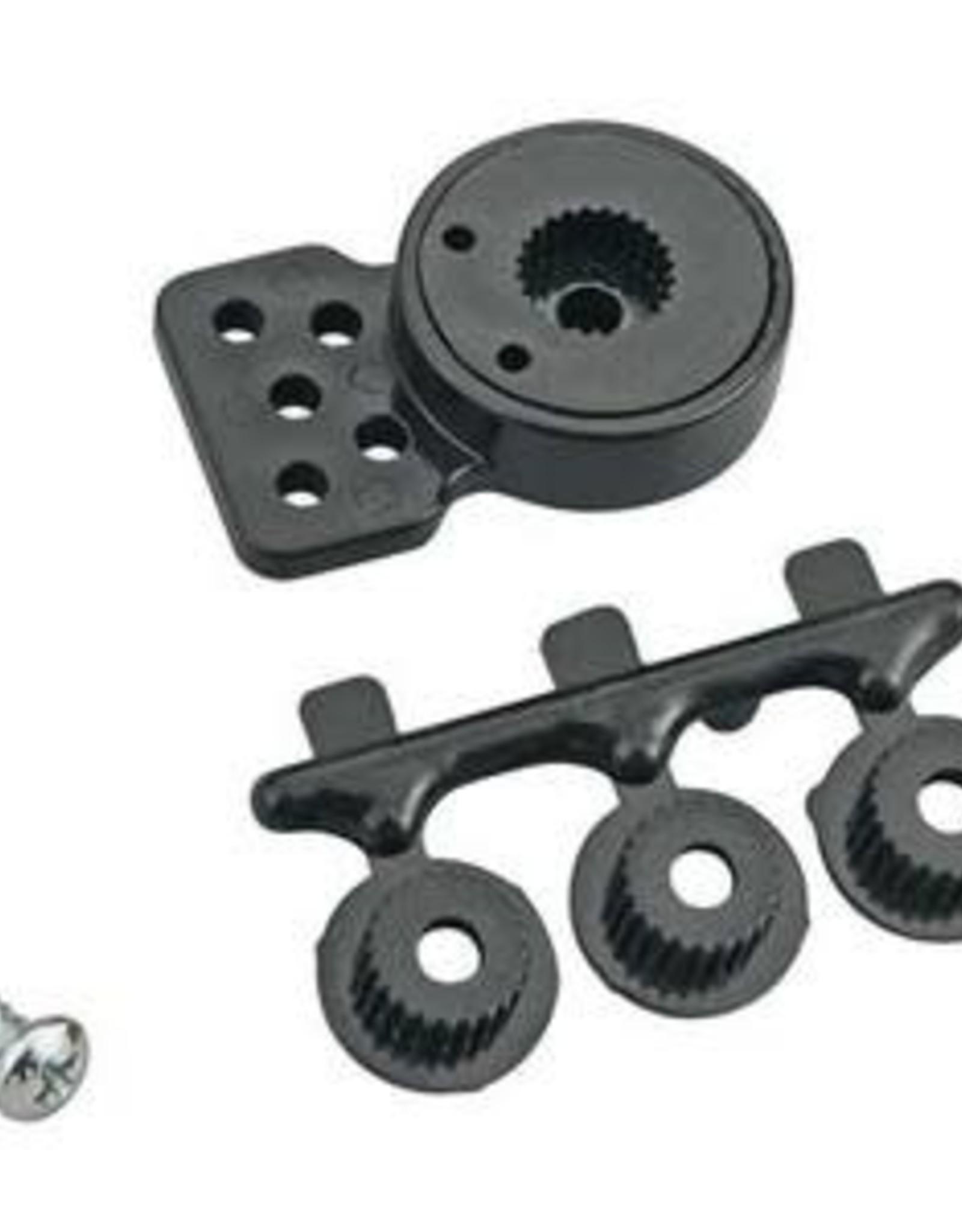 kimbrough Mid-Size Servo Saver w/ holes 23, 24 & 25 Spline Drive