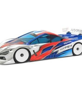 Bittydesign Bittydesign HYPER 1/10 Touring Car Body (Clear) (190mm) (Light Weight)